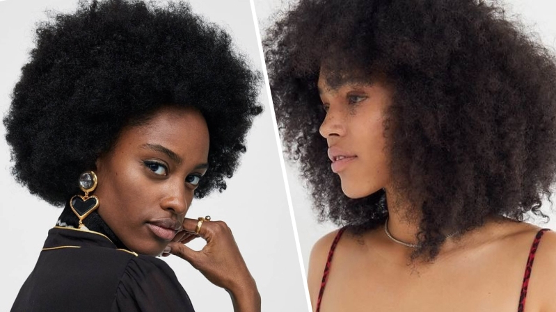 Why It Matters That Big-Name Retailers Are Finally Casting Models With Natural Afros