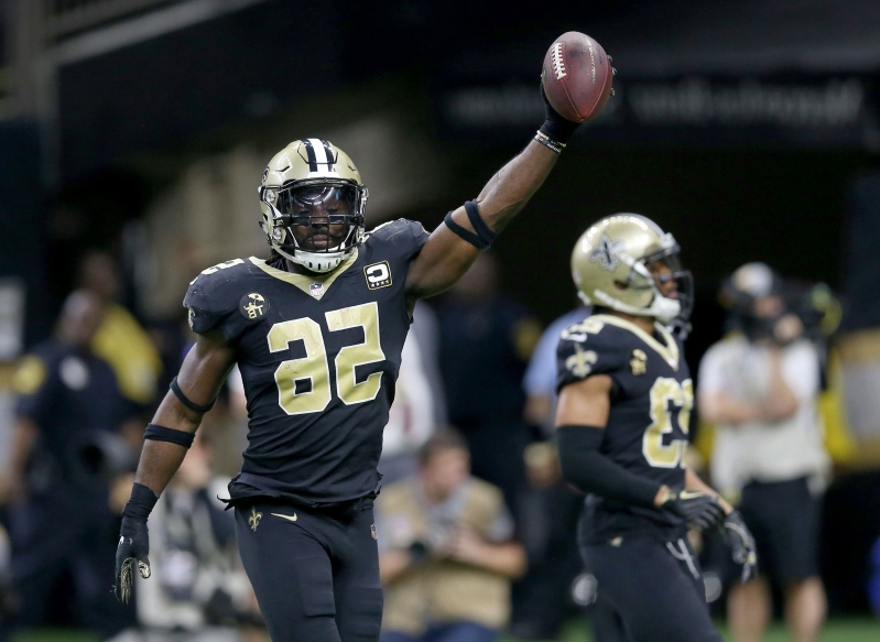 half off dd27d 8dc7f Sport: After toiling with Jets and Browns, Saints LB Demario ...