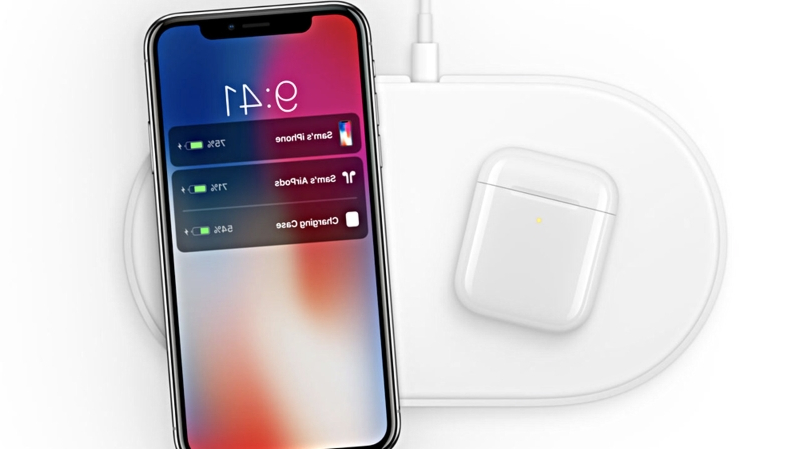 Apple's AirPower wireless charging mat is rumored to be in production