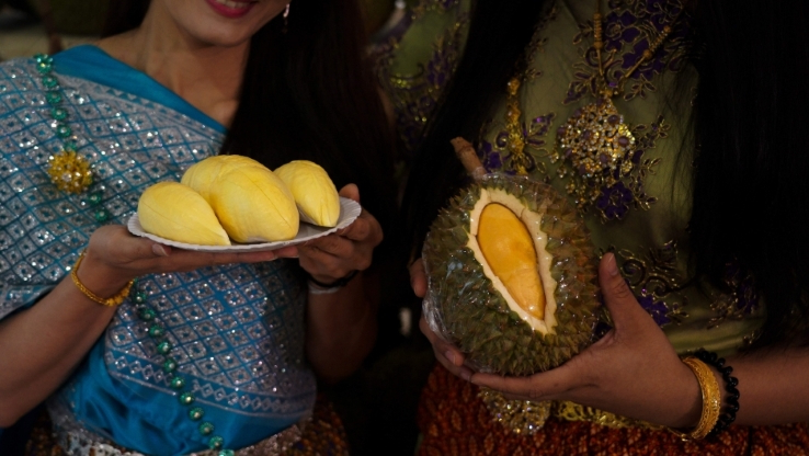 As the West jeers, durian mania rises in Asia
