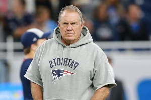 Bill Belichick on Sunday's Forecast: 'We're Playing the Chargers, We're Not Playing the Weather'