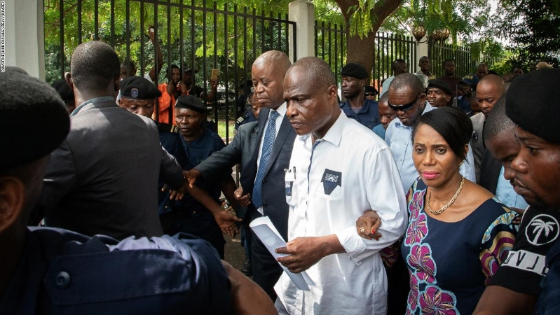 Congo presidential runner-up Martin Fayulu asks court to order election recount