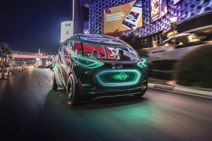 Here are the top car stories at CES 2019