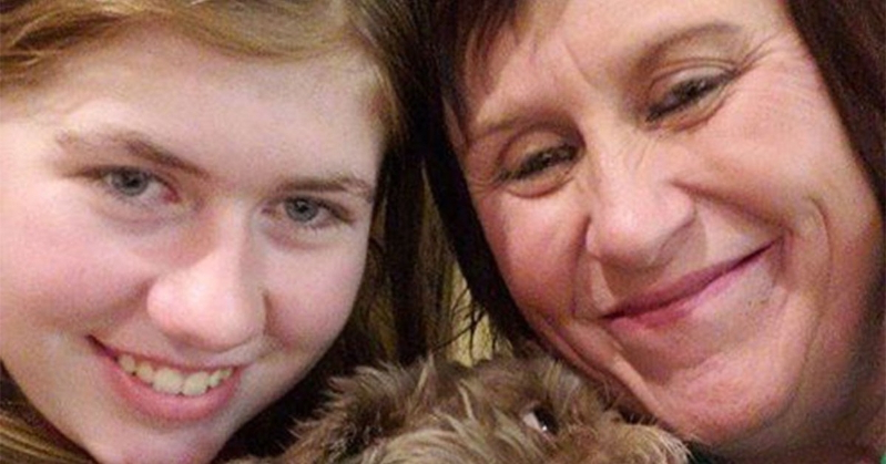 Jayme Closs Smiles with Her Aunt and Her Dog in First Photo After Escaping Kidnapping
