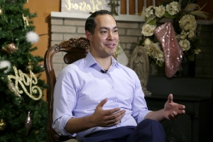Julián Castro thinks he could be Democrats' 'antidote to Donald Trump'