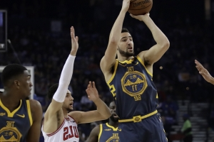 287357911917 Sport  Just about everyone expects Klay Thompson to re-sign