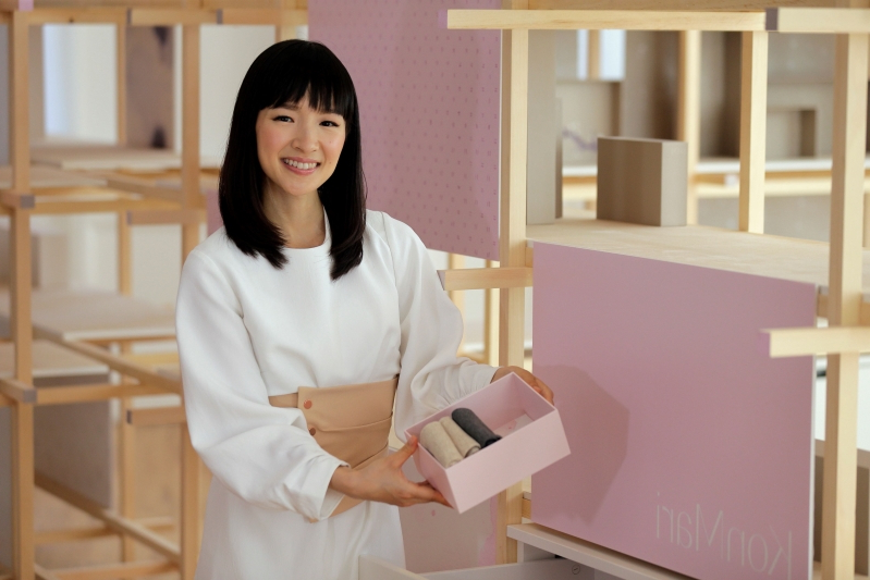 Marie Kondo Explains Why Tidying Up Is Such Big Part Of Japanese Culture