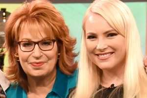 Meghan McCain explains how she really feels about Joy Behar
