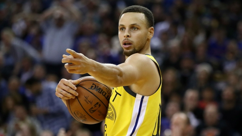 Stephen Curry wants game ball signed by Ray Allen, Reggie Miller after 3-point milestone