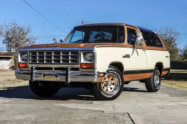 The Dodge Ramcharger Prospector Can Make You Forget Broncos and Blazers