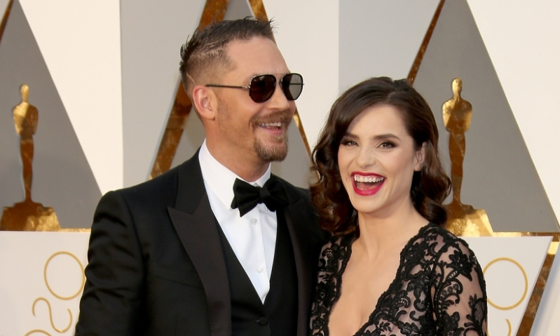 Tom Hardy and Charlotte Riley reportedly welcome second child together - find out the cute name!