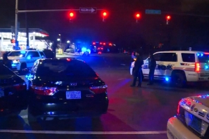 Alabama police sergeant killed, officer injured in shooting outside club