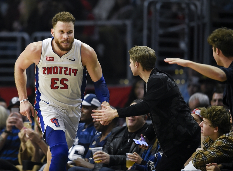 Blake Griffin shoots down notion he shunned Clippers owner