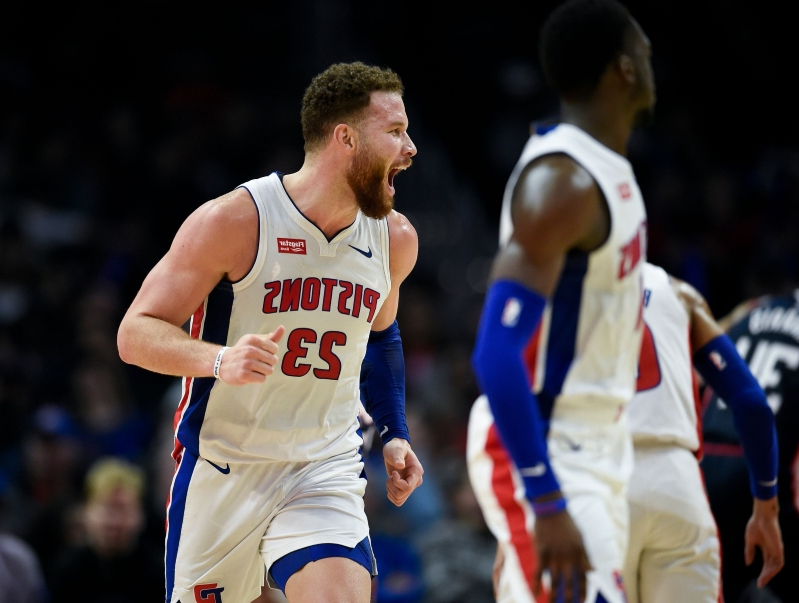 Blake Griffin wanted payback vs. Clippers. Pistons made sure he got it