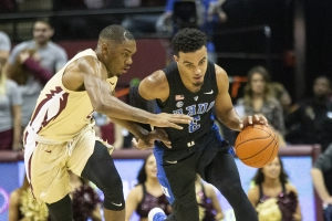 Last-second 3 lifts No. 1 Duke past Florida State