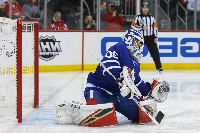 Maple Leafs could face another goalie dilemma