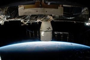 The International Space Station will release its SpaceX cargo ship this weekend