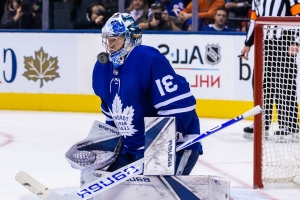 Freddie ready: Leafs' Andersen to return vs. Avs after 8-game absence