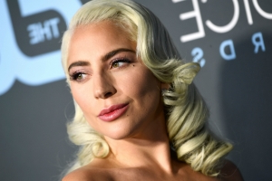 Lady Gaga Accepts Award for Best Song for 'Shallow' at 2019 Critics' Choice Awards