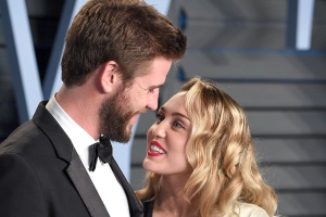 Miley Cyrus Dedicates Romantic Birthday Message to Liam Hemsworth: 'We Speak Our Own Language'