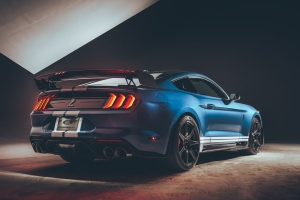 The Shelby GT500 Could Get a Manual If Customers Want It