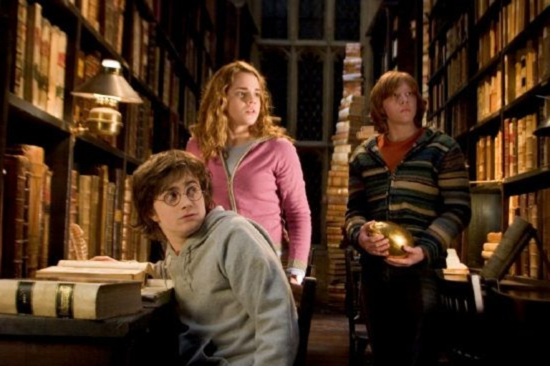 Offbeat: Unsung story: Harry Potter and the 113-year-old
