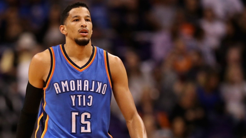 47f834691 Andre Roberson injury update  Thunder G (knee) still  not anywhere close to