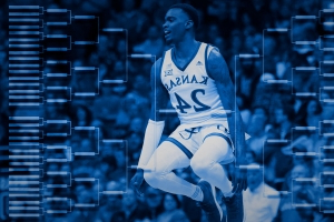 Bracketology: Kansas steps up as Duke falls off top line of bracket after Syracuse upset