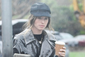 Katherine Schwarzenegger Shows Off Her Huge Engagement Ring While Braving the Rain in L.A.