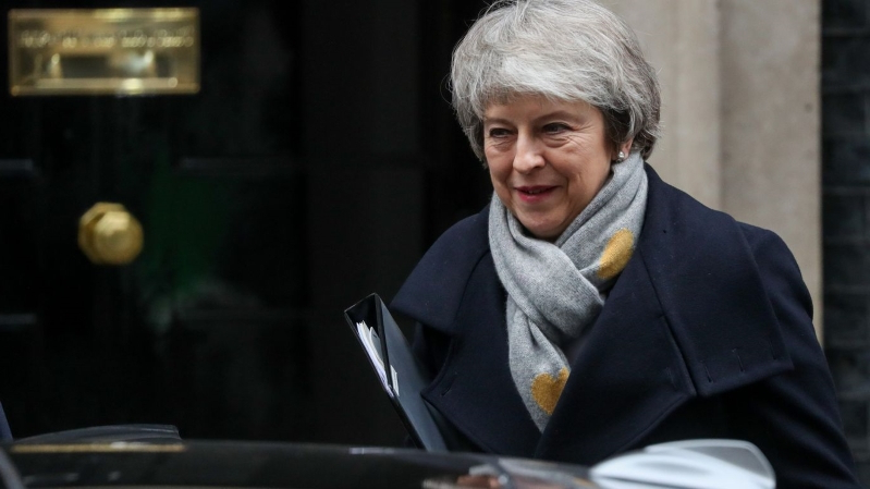 World May Convenes Cabinet Before Mps Vote On Her Deal Brexit