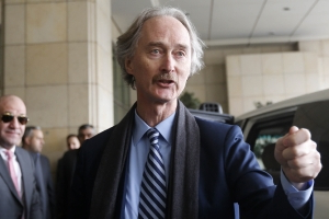New UN envoy arrives in Damascus on first Syria trip: AFP