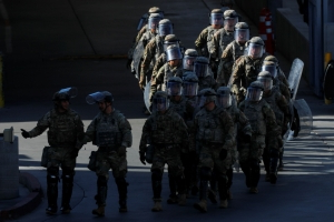 Pentagon extending, changing US-Mexico border mission