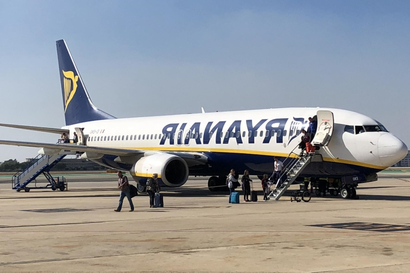 ryanair passengers charged 115 after name change glitch by budget airline