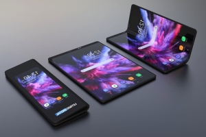 Samsung says its foldable phone is a 'breakthrough in technology innovation'