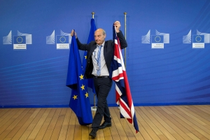 EU Brexit negotiator fears disorderly Brexit more than ever