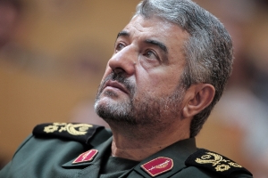 Iran Guards chief insists no withdrawal from Syria