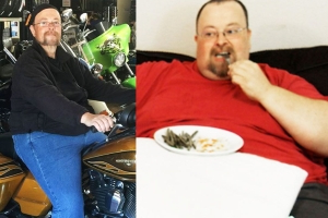 'My 600-Lb Life' Star Chad Dean Opens Up About His 400-Lb. Weight Loss Transformation