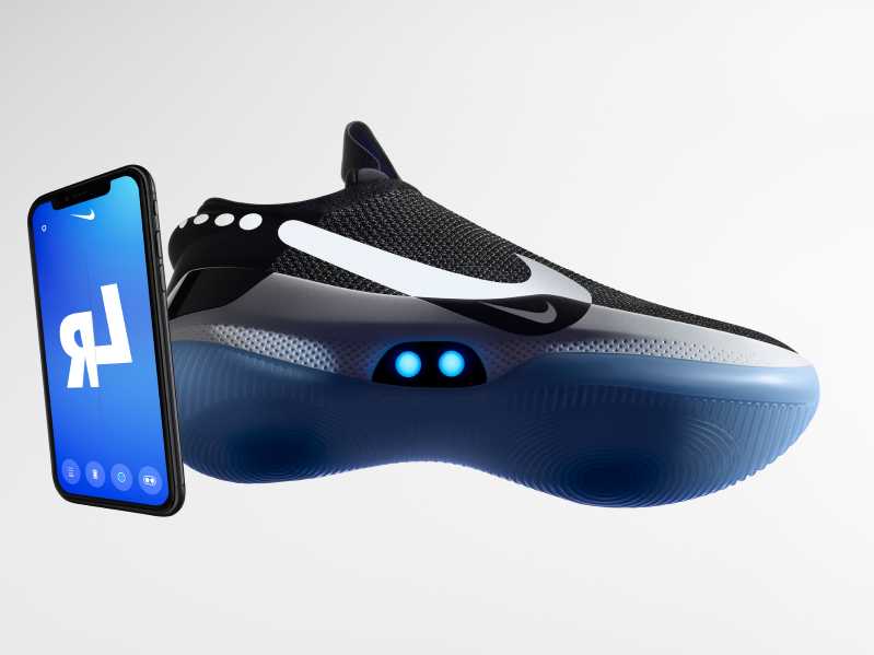 25fdcb618 Nike has revealed a futuristic new self-lacing sneaker that s half the  price of its
