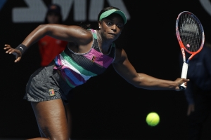 Stephens wins battle of 'Frenemies' at Australian Open