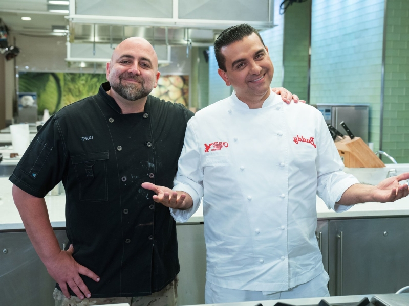 Food Cake Boss And Ace Of Cakes Stars To Face Off In Food