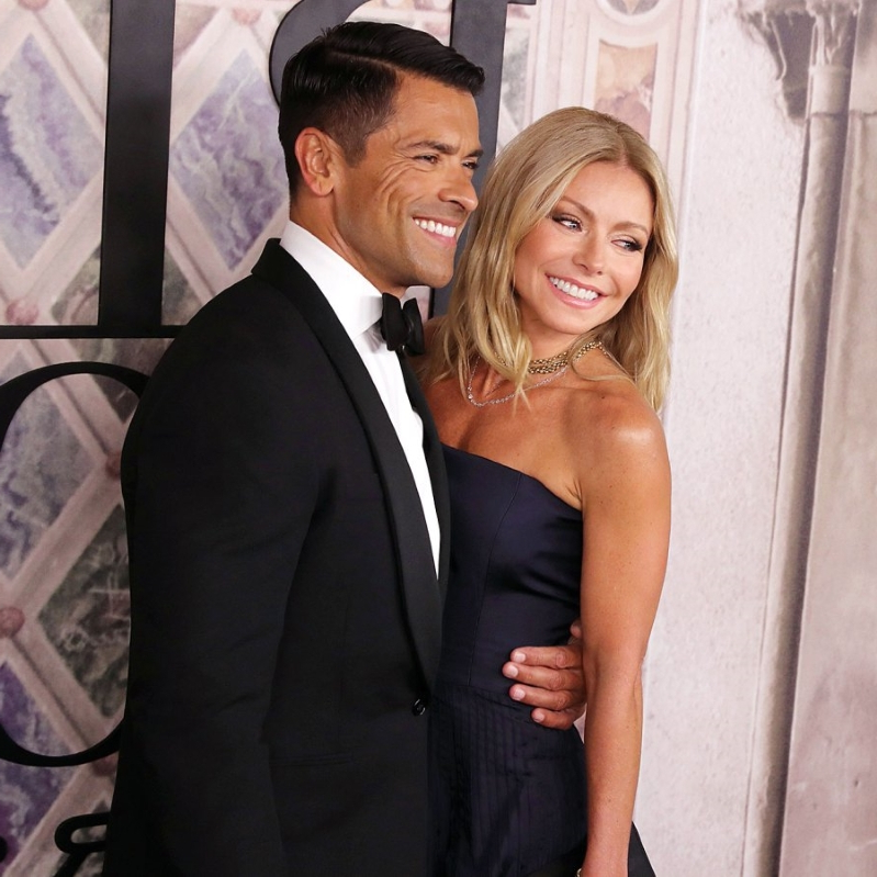 Something is. mark consuelos stripper photos