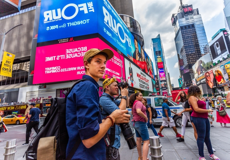 Travel: NYC Hosts a Record-Breaking 65 Million Tourists in
