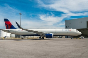 The Government Shutdown May Delay Delta's Much-anticipated Airbus A220 Planes