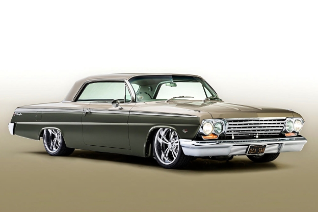 Classics This Owner Built 1962 Chevrolet Impala Custom Is An