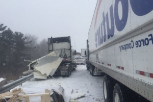 Titanium trucking company fined $312K for fatal Highway 401 acid spill
