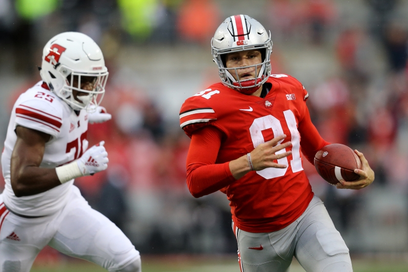 brand new 9a459 2002b Tate Martell s attorney says QB will ask NCAA for immediate eligibility  waiver