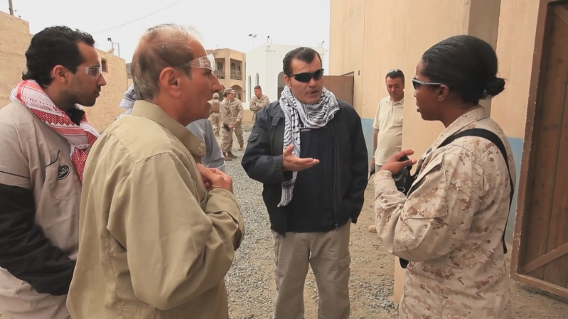 US: With little oversight, the Pentagon uses role players
