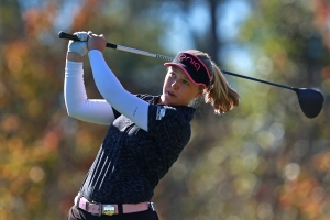 Brooke Henderson in front at Tournament of Champions; Fish leads celebrities