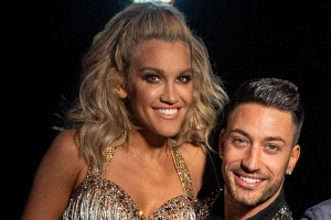 Strictly's Ashley Roberts reveals when she started dating Giovanni Pernice