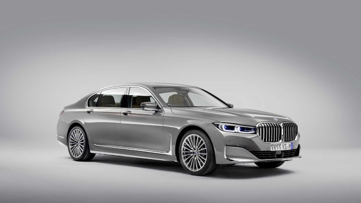 cars 2020 bmw 7 series facelift revealed with bold grille new v8 rh pressfrom info